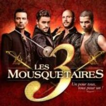 COMEDIE MUSICALE LES 3 MOUSQUETAIRES