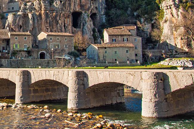 Découverte de l'Ardèche
