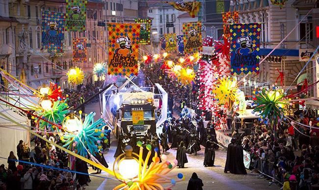 LA CROATIE EN FETE - Carnavals, traditions et légendes