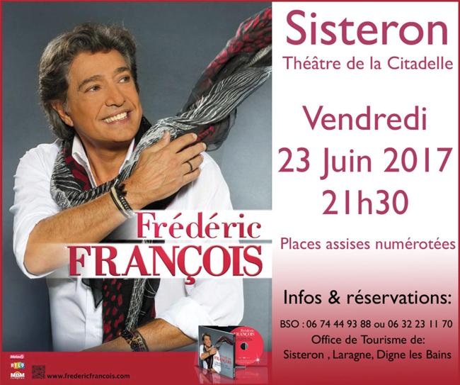 Frédéric François en concert